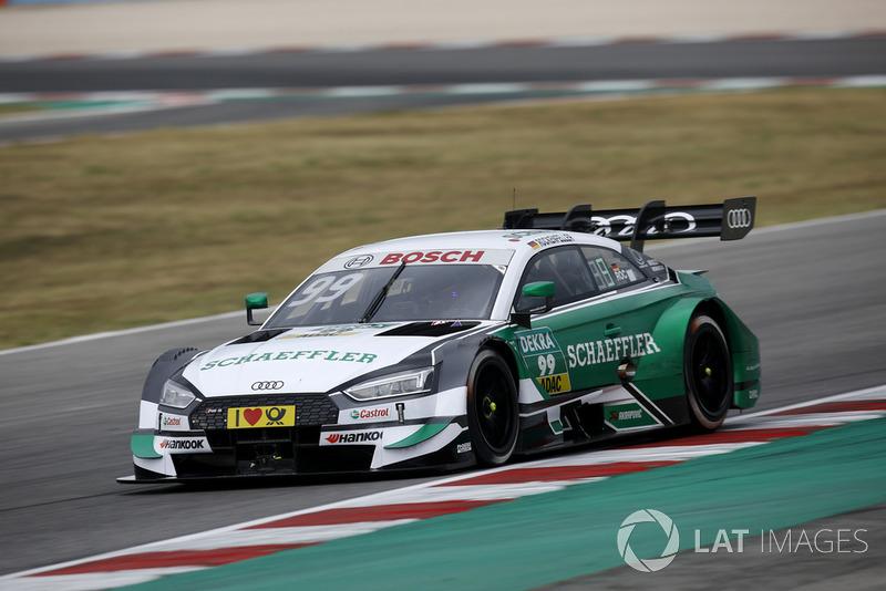 11. Mike Rockenfeller, Audi Sport Team Phoenix, Audi RS 5 DTM