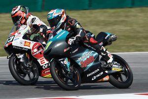 Adam Norrodin, Petronas Sprinta Racing, Niccolo Antonelli, SIC58 Squadra Corse