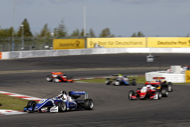 Европейская Формула 3, VIII этап, «Нюрбургринг»