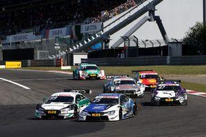 Mike Rockenfeller, Audi Sport Team Phoenix, Audi RS 5 DTM, Philipp Eng, BMW Team RBM, BMW M4 DTM
