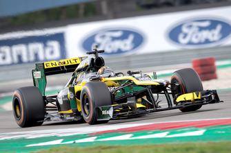 Carlos Sainz Jr. tijdens Gamma Racing Day