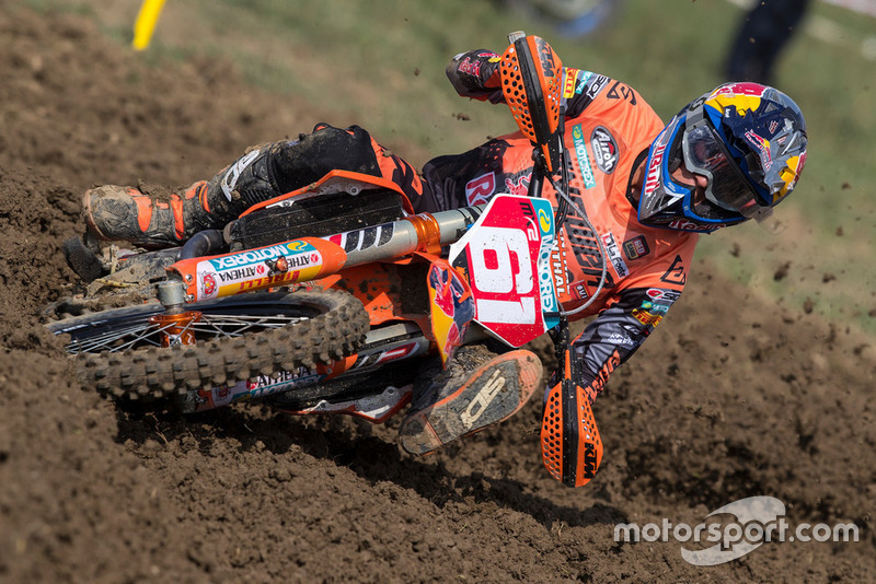 Jorge Prado, KTM Factory Racing