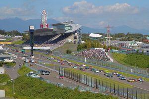 Start zu den 10h Suzuka 2018