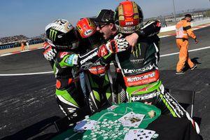 1. und Weltmeister: Jonathan Rea, Kawasaki Racing