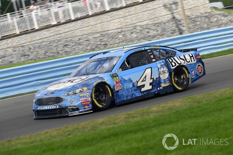 15. Kevin Harvick, Stewart-Haas Racing, Ford Fusion Busch Beer
