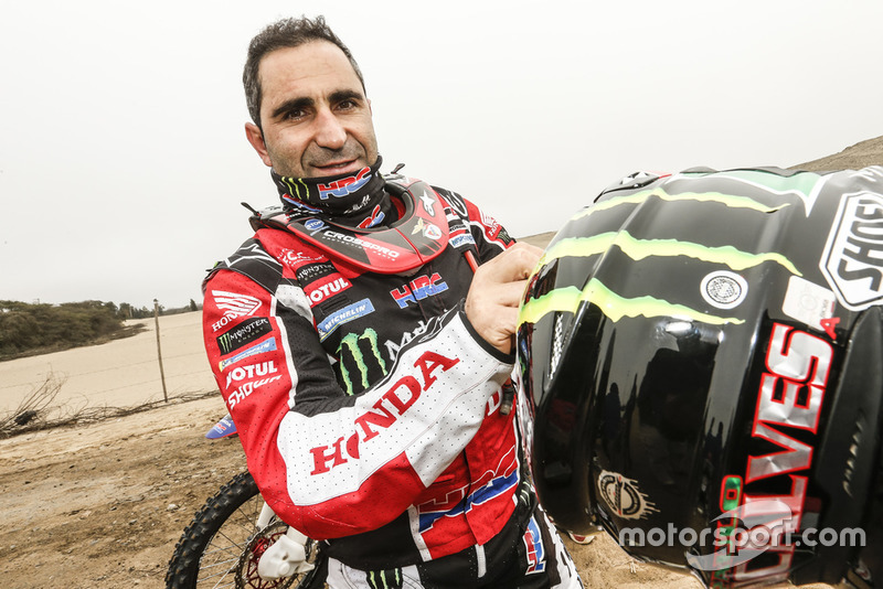 Paulo Gonçalves, Monster Energy Honda