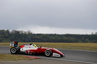 Мик Шумахер, Prema Theodore Racing, Dallara F317 Mercedes-Benz