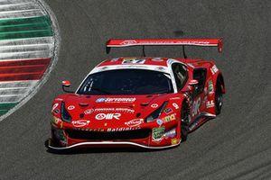 #27 Ferrari 488-GT3, Scuderia Baldini 27: Fisichella-Gai