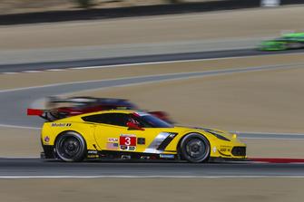 #3 Corvette Racing Chevrolet Corvette C7.R, GTLM: Antonio Garcia, Jan Magnussen