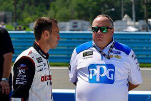 Paul Wolfe und Jeremy Bullins