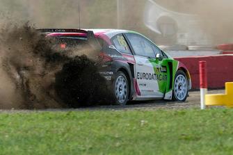 Грегуар Демустье, Peugeot 208 WRX, Sebastien Loeb Racing