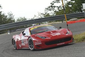 Luca Gaetani, Ferrari 458 GT3, Vimotorsport