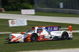 #54 CORE autosport ORECA LMP2, P - Jon Bennett, Colin Braun