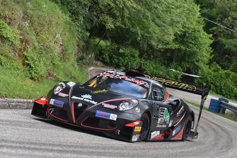 Alessandro Gabrielli, Picchio Alfa Romeo 4C, Gr. Sport. A.C. Ascoli P.