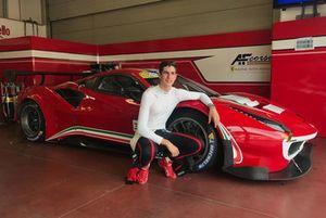 Sebastian Fernandez, Ferrari 488 GT3, AF Corse