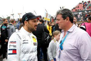 Martin Brundle and Gary Paffett, Mercedes-AMG Team HWA