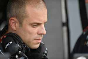 Will Power, Team Penske Chevrolet, David Faustino, Engineer