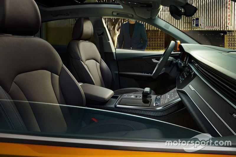 Audi Q8 2018 року