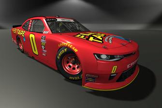 Garrett Smithley, JD Motorsports, Chevrolet Camaro