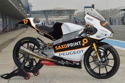 La Peugeot de Saxoprint RTG
