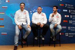 Иван Мюллер и Хосе-Мария Лопес, Citroën World Touring Car Team