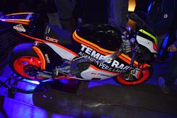 La Moto2 du Forward Racing