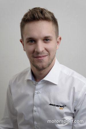 Côme Ledogar, McLaren GT