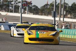 #187 Ferrari de San Diego Ferrari 458: Rich Baek