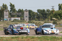 Matias Rodriguez, Trotta Competicion Dodge, Esteban Gini, Nero53 Racing Torino, Camilo Echevarria, Coiro Dole Racing Chevrolet