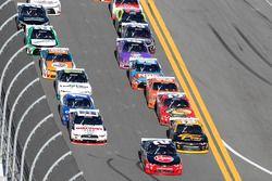 Rennaction: Austin Dillon, Richard Childress Racing Chevrolet leads