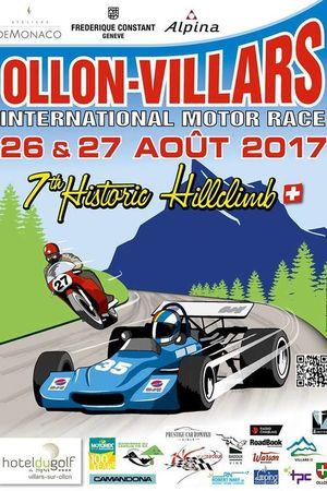 Ollons-Villars, locandina 2017