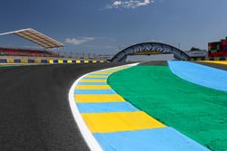 Dunlop chicane