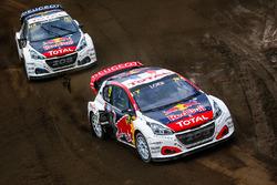 Sébastien Loeb, Team Peugeot Hansen, Timmy Hansen, Team Peugeot Hansen
