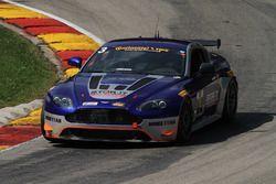 #3 TRG-AMR Aston Martin Vantage: Craig Lyons, Kris Wilson