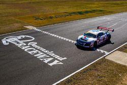 #75 Audi Sport Customer Racing Audi R8 LMS Ultra: Steve McLaughlan