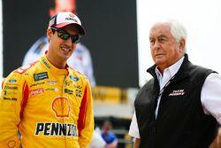 Joey Logano, Team Penske Ford, Roger Penske