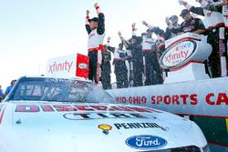 1. Sam Hornish Jr., Team Penske Ford