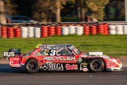 Mariano Werner, Marcos Muchiut, Juan Ronconi, Werner Competicion Ford