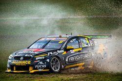 Nick Percat, Brad Jones Racing Holden runs out
