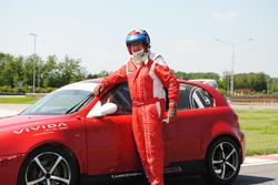 Franco Barin, Alfa Romeo 147 TDI