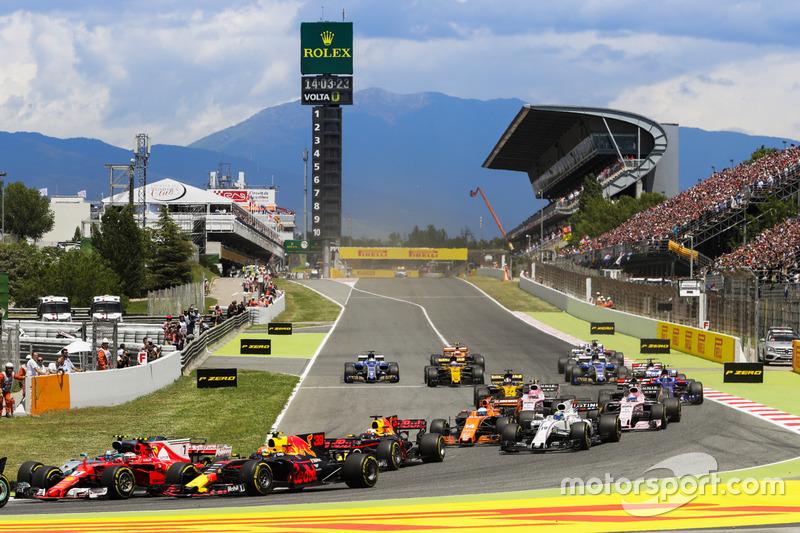 Formel 1 2018