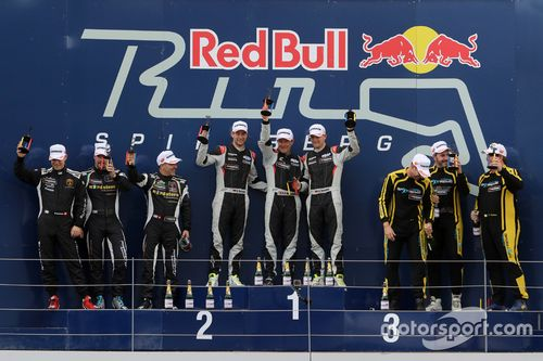 Red Bull Ring 12 Saat