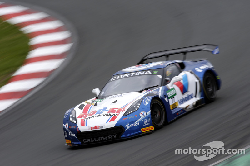 #77 Callaway Competition, Corvette C7 GT3-R