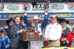 Il vincitore Jimmie Johnson, Hendrick Motorsports Chevrolet