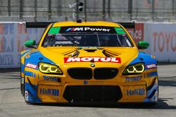#96 Turner Motorsport, BMW M6 GT3: Jens Klingmann, Bret Curtis