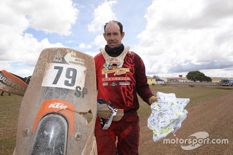 #79 KTM: Todd Smith