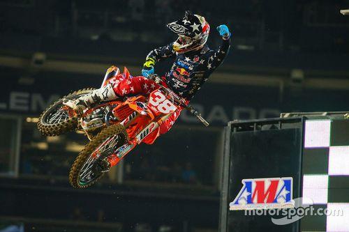 AMA Supercross: San Diego