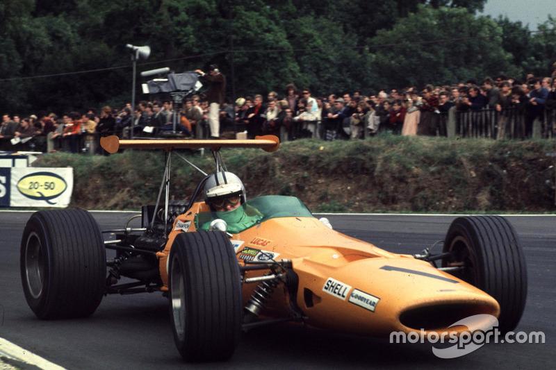 =47. Denny Hulme, 17
