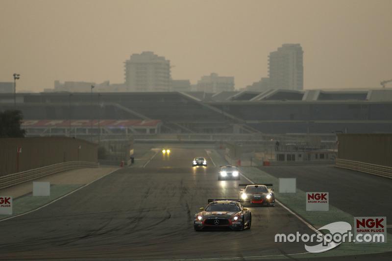 #2 Black Falcon, Mercedes AMG GT3