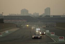 #2 Black Falcon Mercedes AMG GT3: Khaled Al Qubaisi, Jeroen Bleekemolen, Patrick Assenheimer, Manuel